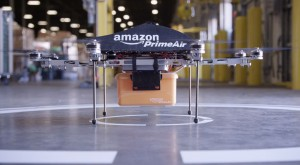 Amazon Prime Air, quadcopter delivery service