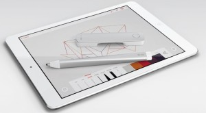 Adobe Ink and Slide on an iPad