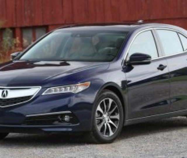 Acura Tlx Featured