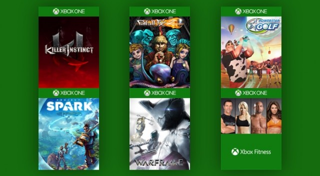 Tech o Blog  The best free games on the Xbox One The best free games on the Xbox One