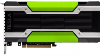 Nvidia Tesla graphics card