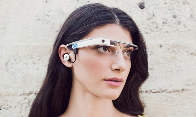 Google Glass with Intel Inside