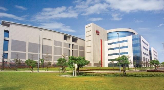 TSMC HQ