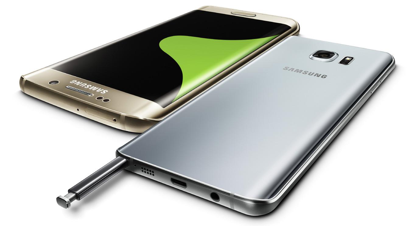 Samsung Galaxy S6 Edge+ Note 5