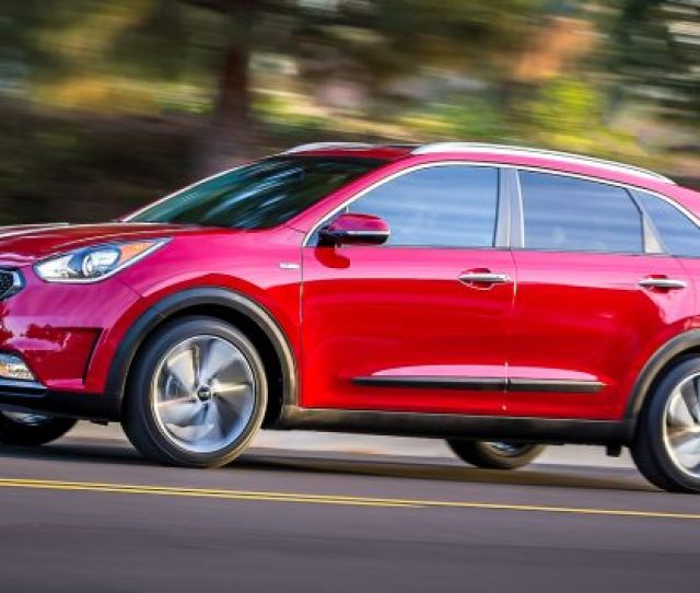 The Kia Niro Is A Small Crossover Like Hybrid With Good Passenger Room For A Small Vehicle And Overall Mileage Well Into The S