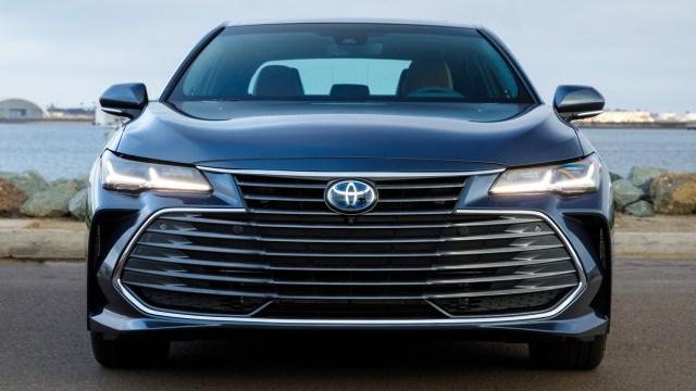 2019 Toyota Avalon Review: Breathing Life Into the Sedan Segment 6