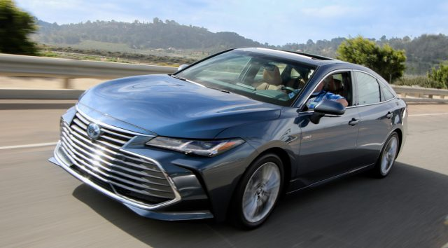 2019 Toyota Avalon Review: Breathing Life Into the Sedan Segment 1