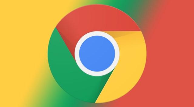 chrome logo