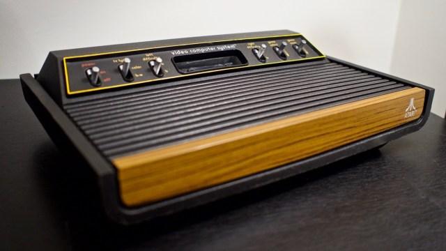 Atari 2600 Heavy Sixer