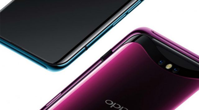 Oppo Find X With Pop-Up Cameras Ships in August for More Than $1,000 1