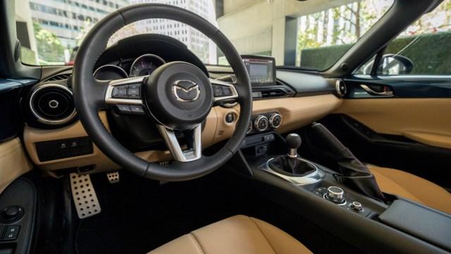 2019 Mazda MX-5 Miata Review: Fabulous Sports Car, Just Enough Technology 2