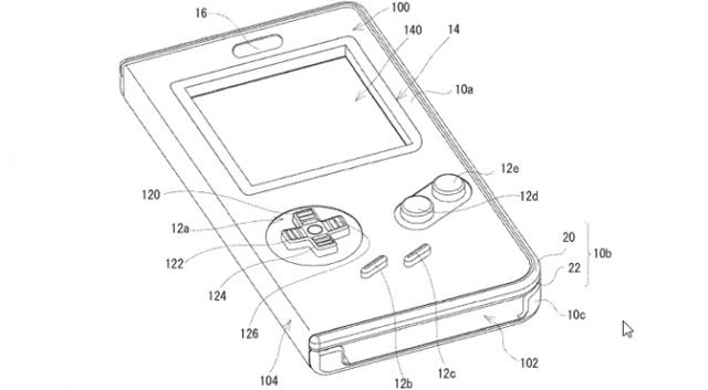 Nintendo Patent Reveals Case That Turns Your Phone Into a Game Boy 1