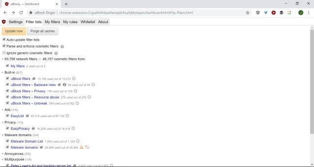 uBlock-Screenshot