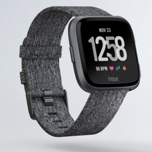 My current favorite notebook is Versa. It's a decent watch, I've been tracking human resources and it's small enough that I can wear it overnight. The battery life is also excellent.