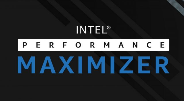 Intel-Performance-Maximizer-Feature