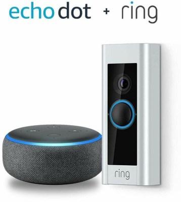 ET Deals: Ring Home Security Sale — Ring Video Doorbell 2 + Echo Dot $159, Ring Alarm 8-Piece Kit + Echo Dot $179 2