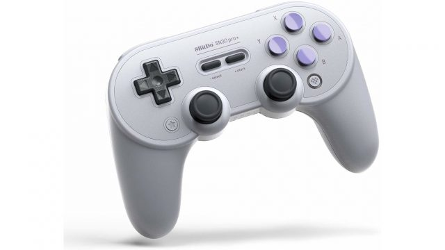 At a Glance: 8Bitdo SN30 Pro+ Review 1