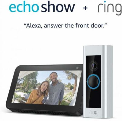 ET Amazon Early Black Friday Deals: Ring Video Doorbell Bundles on Sale, Echo Dot 3-Pack just $65, Up to 40 Percent off Fire Tablets and Kindles 2