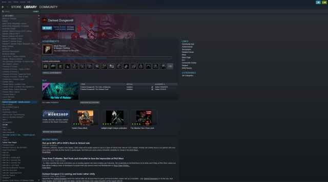 Steam Library Overhaul, 'Events' Page Both Coming Soon 1