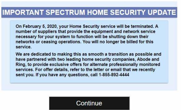 Spectrum-Update