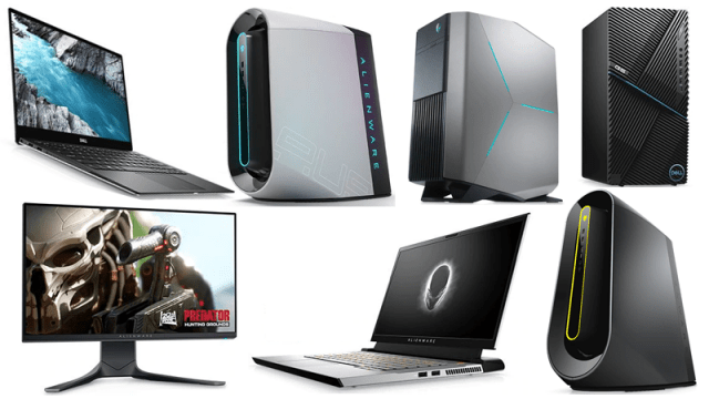ET Alienware Gaming PC Sale: Extra 10 Percent Off Already Discounted Aurora Desktops, M15 Laptops, and More 1