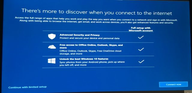 How to Create a Local Windows 10 Account 2