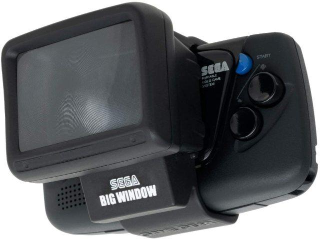 Sega Announces the Game Gear Micro in 4 Different Colors 3