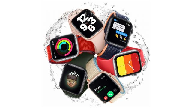 ET Deals: First Discounts On New Apple Watch Series 6 and 8th Gen Apple iPad 1