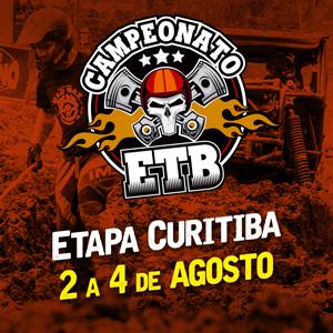 Inscrições para Curitiba