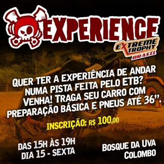 ETB Experience Colombo