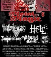 Metal Magic 5