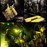 """Dr. LIVING DEAD! –  Debaser Slussen 15/9 2011 (Release party for """"Dr. Living Dead!""""]"""