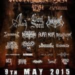 ALFAHANNE – Incineration Fest, Camden, London 9/5 2015
