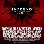 MAYHEM – Inferno Festival 2016