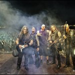 Party.San Metal Open Air 2012 – NAGLFAR end of the gig