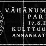 VÄHÄNUMMIROCK  [Pt1. Anno Domini 2019]