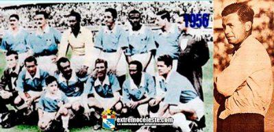 Sporting Cristal 1956. DT Luis Tirado