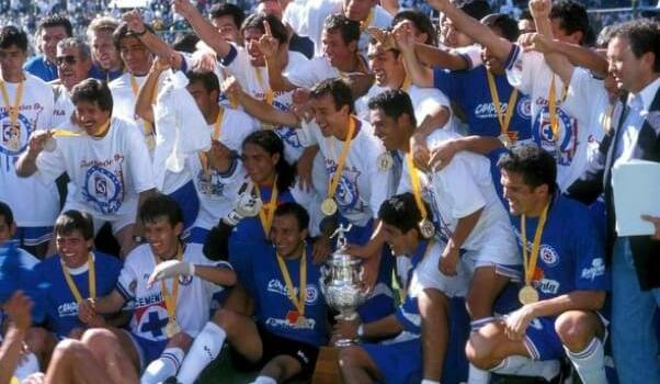 El Ultimo Titulo de La Maquina fue el 7 de Diciembre de 1997 en el Nou Camp