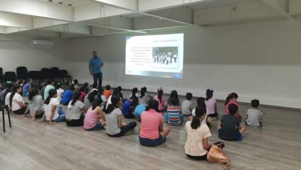 Presente el deporte en Curso de Verano de la Casa de la Cultura Fovissste