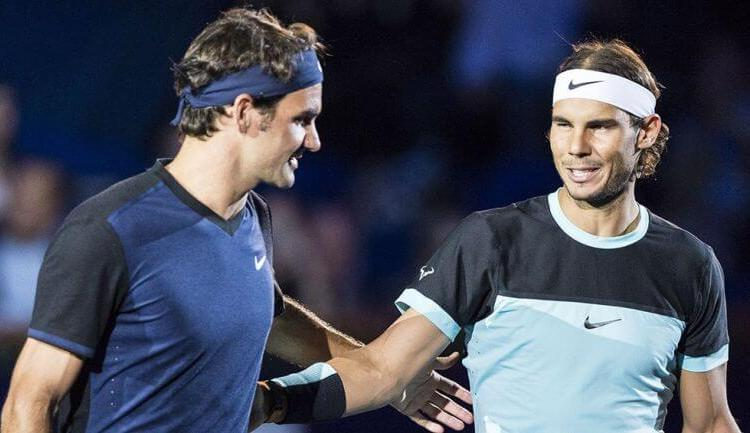 Rivalidades históricas: Roger Federer VS Rafael Nadal
