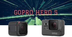 Hero 5 Black y Session. Análisis de la nueva GoPro
