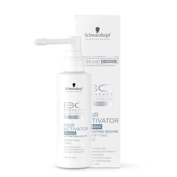 schwarzkopf professional bc hair activator shampoo