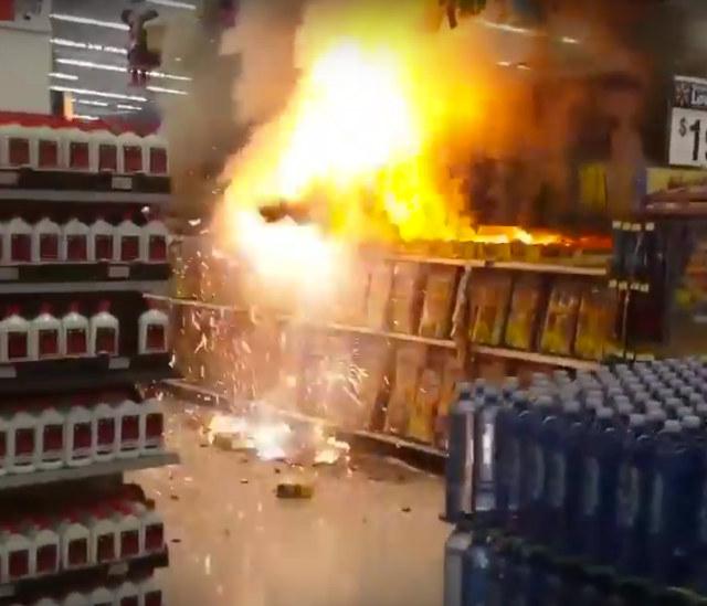 vidéosurveillance distribution incendie