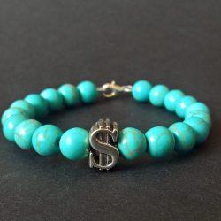 Handmade dollar bracelet