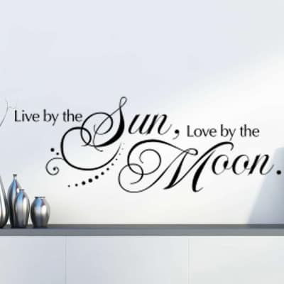 Download Be your own kind of beautiful wall art decal