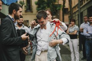 Ramon & Elisenda - Boda al barri de Sants | Eye & Heart