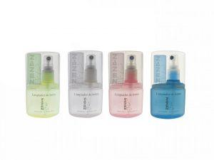 spray limpiador de lentes