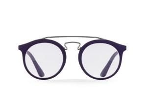 doubleice bridge blue reading glasses