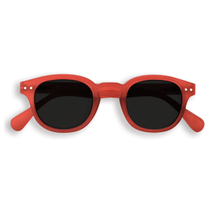 izipizi sunglasses #c red