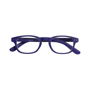 Sempre Art Ettore blue reading glasses